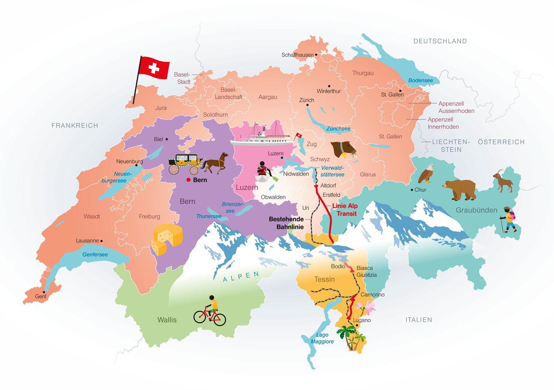 Schweiz_Kantone